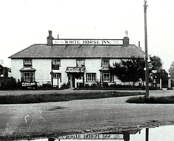 The White Horse about 1920 [Z50/39/41]